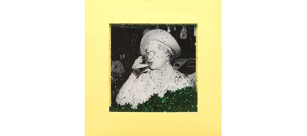 mira como brillo 05 postit glitter queen mother Jose camara
