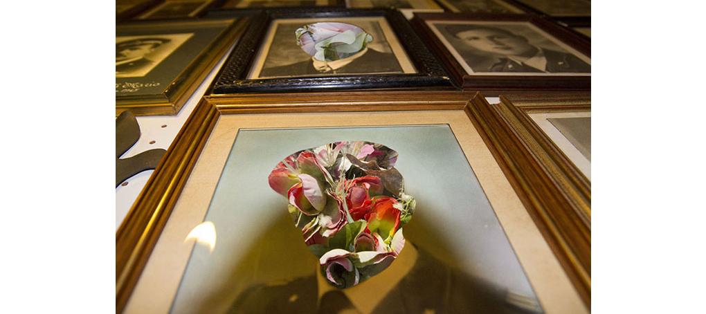 F1 07 galeria aviadores militares flores fotomontaje jose camara